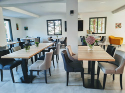 salle restaurant petit déjeuner