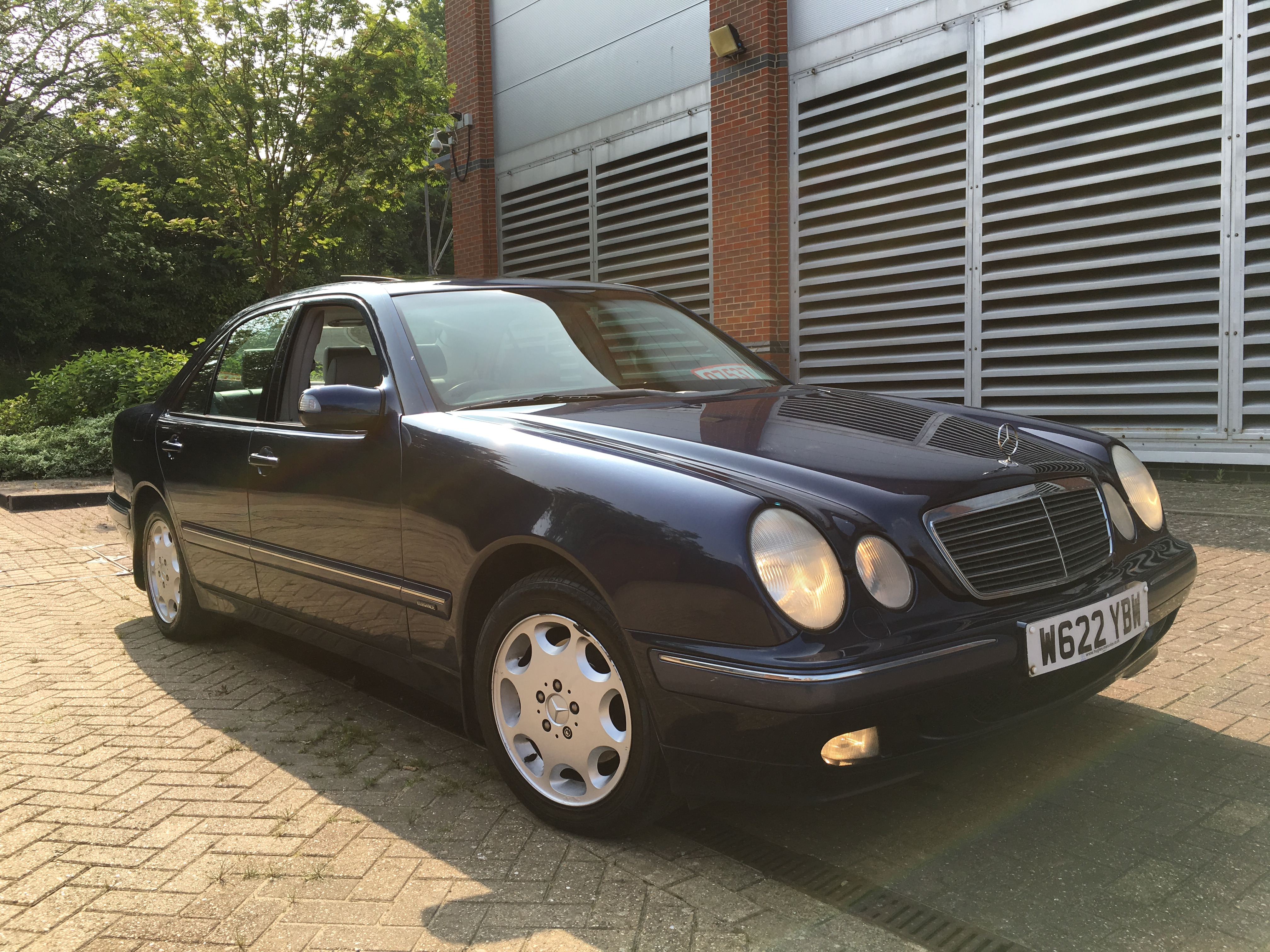 Mercedes Benz Ascot