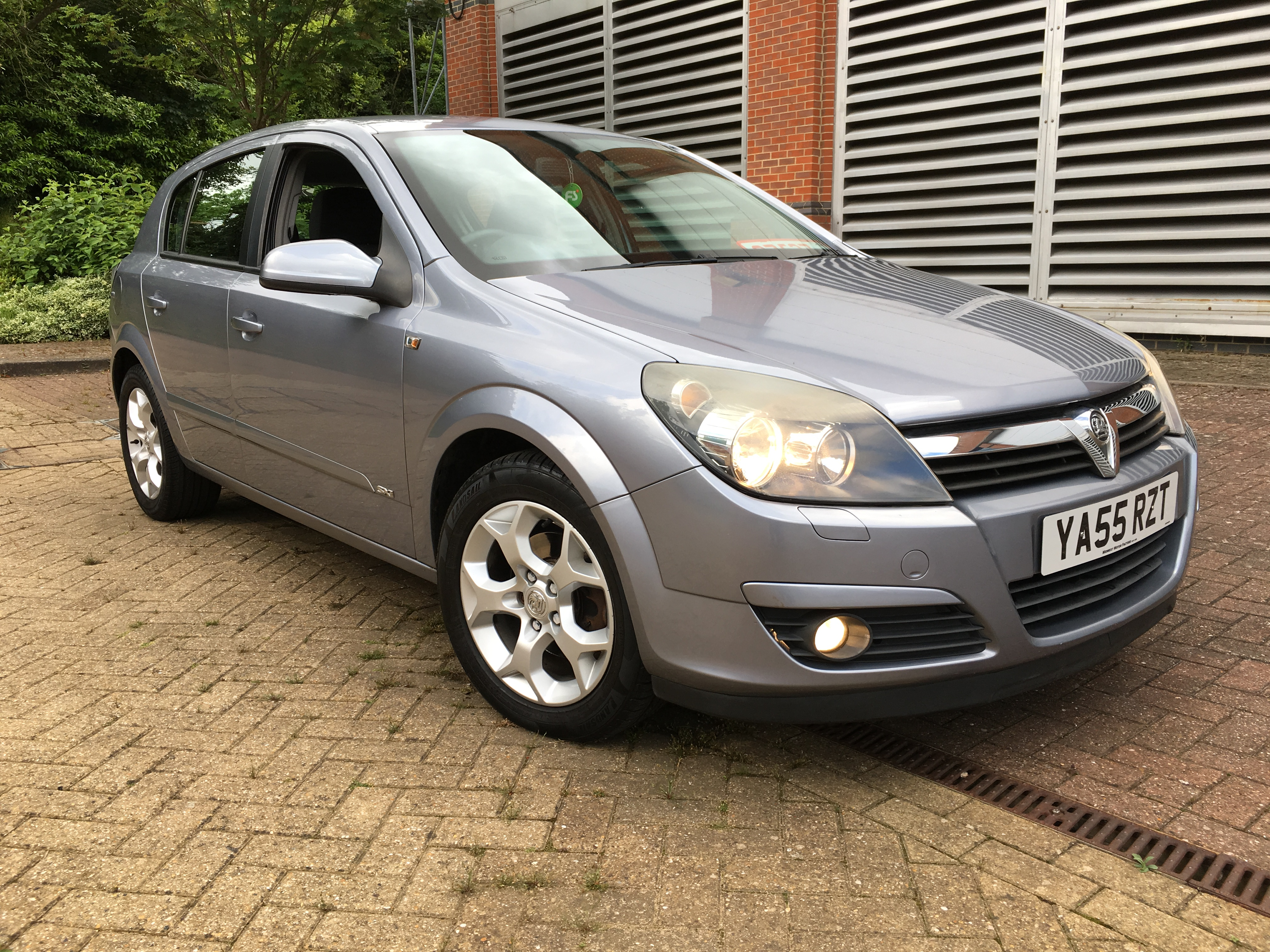 Astra. Sold by Shields Motor Company