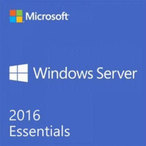 Microsoft Win Svr Essentials 2016 64Bit English 1pk DSP OEI DVD 1-2CPU ( FPP )