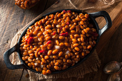 Out of This World Baked Beans
