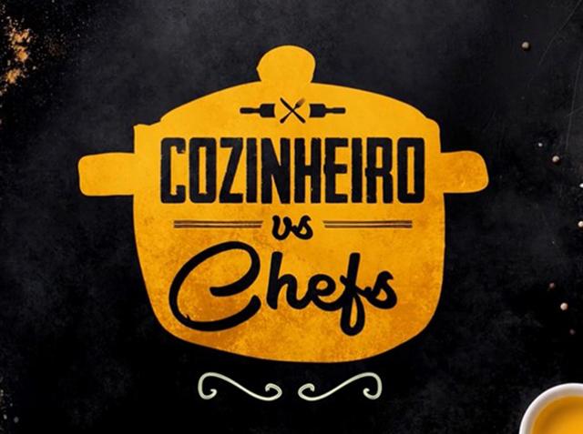 COZINHEIROS VS CHEFES