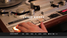 Site Lucio Kropf