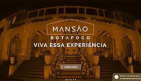 Site Mansão Botafogo