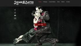 Site Luciano Bastos