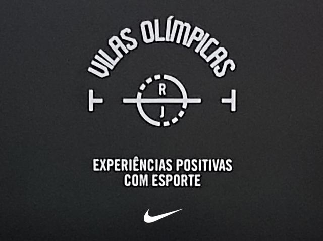 TREINO DE VILAS OLÍMPICAS