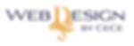 Web Deign by CeCe small logo