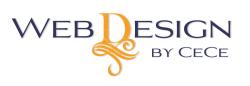 Web Design by CeCe small logo