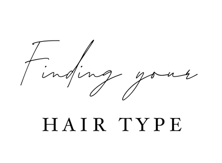 Haircare Basics : Finding Your Hair Type