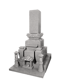 和型,墓石,定番タイプ,お墓,高級,富士石材