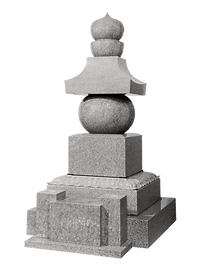 墓石,お墓,京都,富士石材,五輪塔