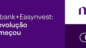 Nubank finaliza compra da Easynvest e muda nome da corretora