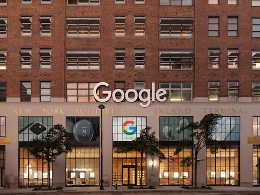 Google inaugura sua primeira loja física