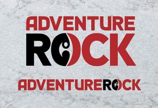Adventure Rock – Logo Rebrand in Vertical & Horizontal Formats