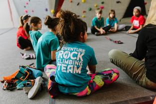 Adventure Rock – Climbing Team Logo & T-shirt Design