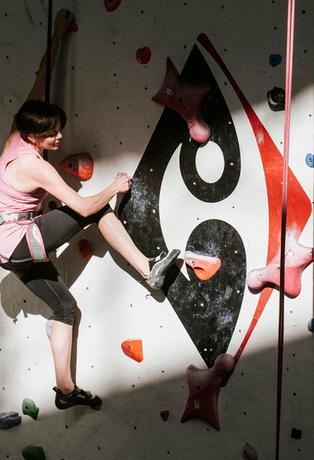 Adventure Rock Climbing Gym