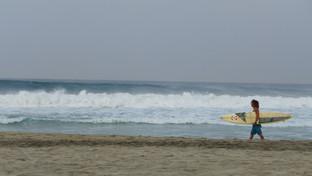 Playa Zicatela, Mexico