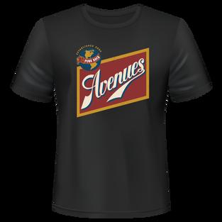 "Avenues - ""Schlitz Beer"" T-shirt"