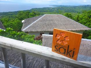 Hillside Village view from Restaurant Saki