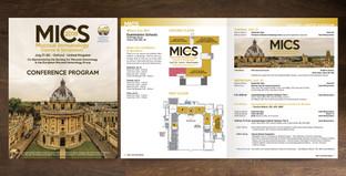 MICS 2018 - Printed Program