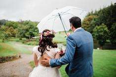 wet wedding