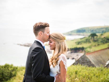 Olivia & Will | Wembury, Devon