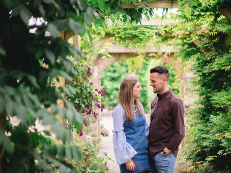 Jordan & Natasha | Pre-Wedding Shoot, Cornwall