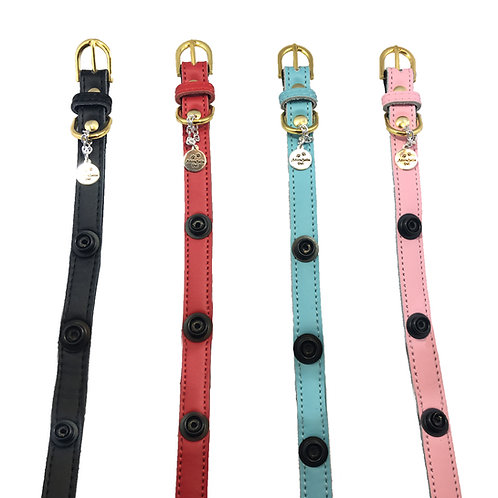 Medium Leather Collars