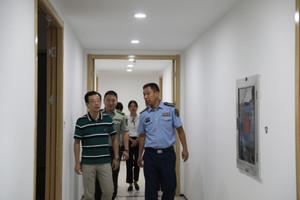 2020-07-23 集团领导赴南京军事检察院慰问