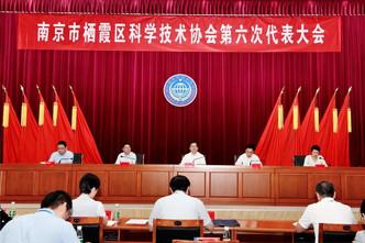 2020-06-10集团总裁赵健当选栖霞区科协第六届委员会委员