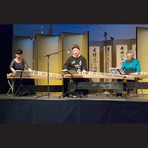 Linda Kakō Caplan 25th Anniversary Concert