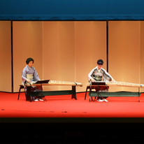 Performance at National Theatre of Japan