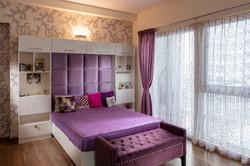 Dsr Waterscape - Master Bedroom