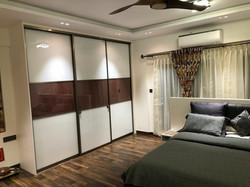 Brigade LakeFront - Master Bedroom