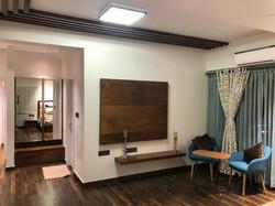 Brigade LakeFront - Living Room