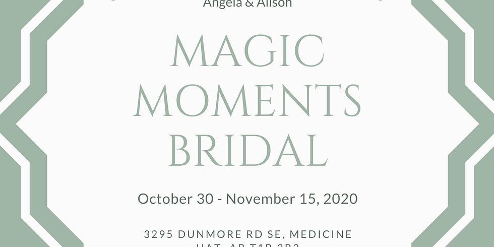 Magic Moments Bridal