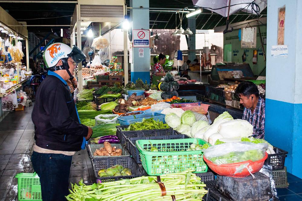Ranong day market