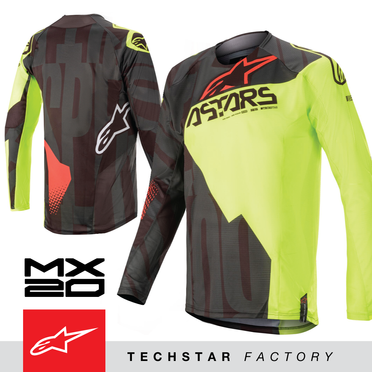 Camisa Techstar Factory