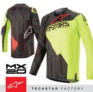 Camisa Techstar Factory