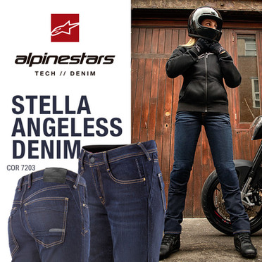 Calça Stella Angeles Denim