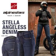 Calça Stella Angeles Denim