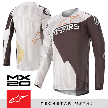 Camisa Techstar Metal