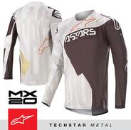 Camisa Techstar Metal
