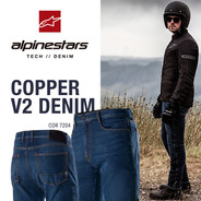 Calça Copper Denim