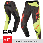 Calça Techstar Factory