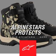 Tênis Alpinestars CR-6 Drystar®