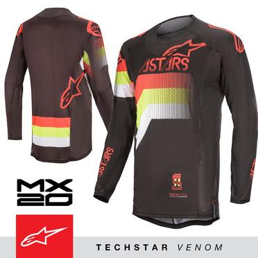 Camisa Techstar Venom