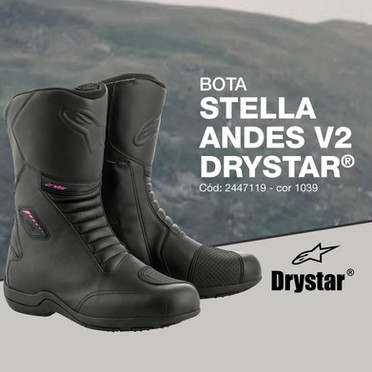 Bota Stella Andes V2 Drystar