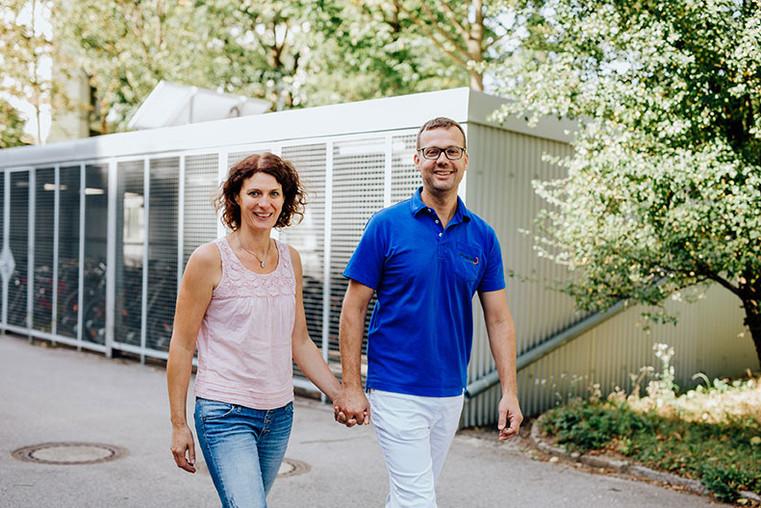 Johanna und Werner Litzlbauer