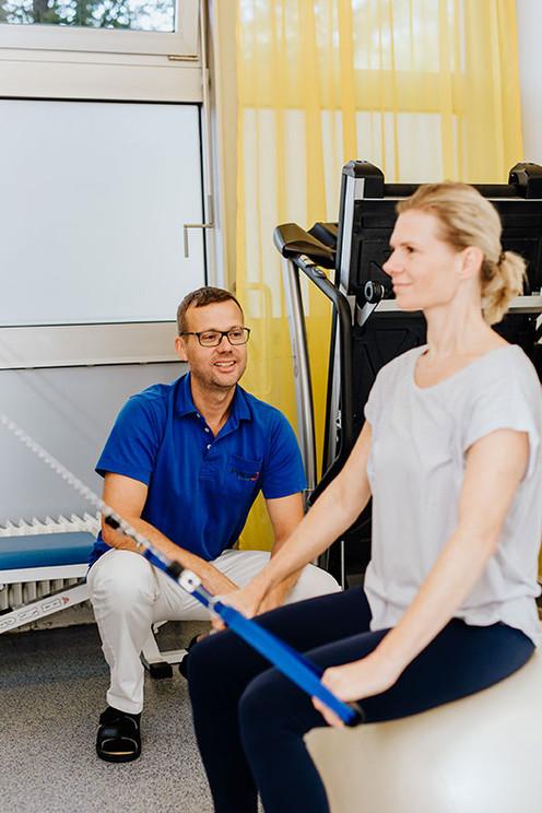 Medizinische Trainingstherapie